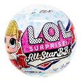 【L.O.L.Surprise!】LOLサプライズオールスターB.B.sスポーツシリーズ2チアチームスパークリードール8サプライズVarsityPupsレッド/赤/lolサプライズ/おもちゃ/人形/プレゼント
