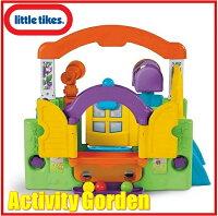 【送料無料】【littletikesリトルタイクス】アクティビティガーデンActivityGarden知育玩具/大型玩具