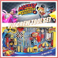 【DisneyJunior】ディズニーミッキーロードスターレーサーピットクルーツールセット50ピースMickeyAndTheRoadsterRacersPitCrewToolSet