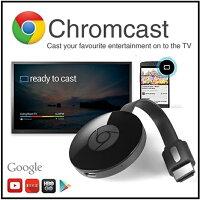 【送料無料】【googlechromecast2】グーグルクロムキャスト2ストリーミング/音楽/動画/映像/アプリ/HDMI/クロームキャストAndroid/スマホ/タブレット/ミラーリング