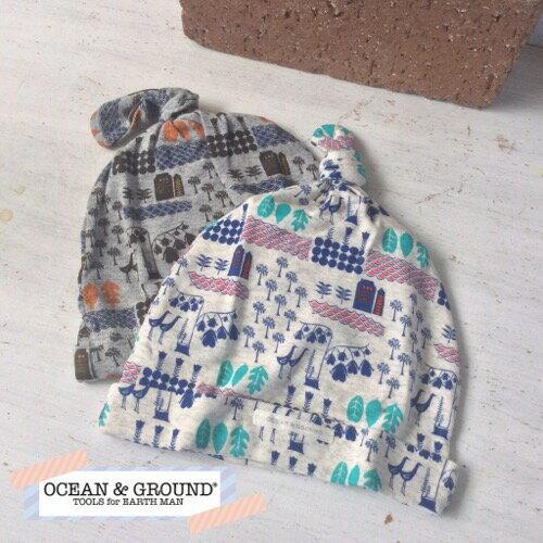 帽子, その他  OceanGround 4446 BIRD HOUSE 100