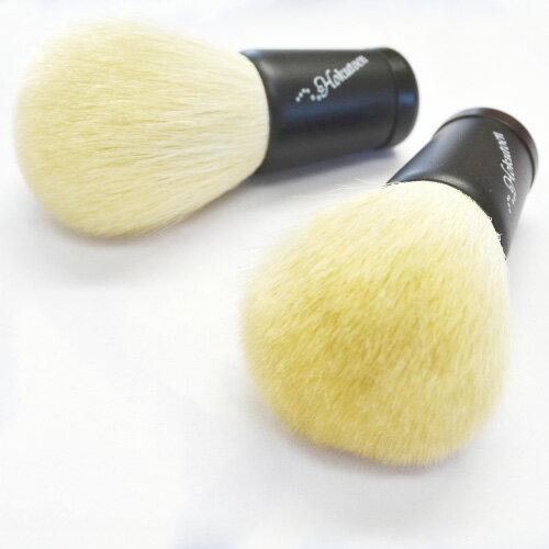 熊野化粧筆のシェービングブラシ【名入無料】北斗園(熊野筆・化粧筆)洗顔&シェービングブラシ