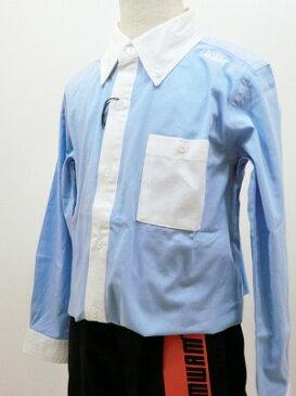 WAMWAM(フォーマル)ワムワム長袖カラーシャツ(120cm、130cm、140cm、150cm)