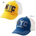 (サマーセール定価5900円+税をSALE)ダブルB(おすすめ)mikihouse DOUBLE.Bロゴワッペン付きナイロンメッシュキャップ(帽子)(S、M、L、LL)