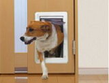 ペットールオリジナルM(猫、中型犬)用ペットドア