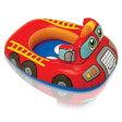 メール便OK●【INTEX】【浮き輪】キディフロート#59586(消防車)★/子供用ビニールプール/ウキワ/水遊び/インテックス