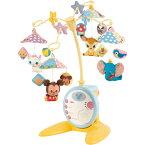 【タカラトミー】やわらかガラガラメリーデラックス プラス/ベビープリスクールシリーズ/ジム&メリー/0ヶ月〜のおもちゃ/あやし/出産祝/お誕生祝  02P03Dec16
