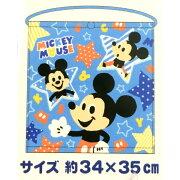 ミッキーマウス エプロン スタイ・ ディズニー キャラクター Disneyzone