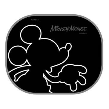 ●ぱっシェード●ナポレックス/【ミッキーマウス】WD-338/カー用品/カーオプション/ディズニー/ミッキーマウス/NAPOLEX 【Disneyzone】