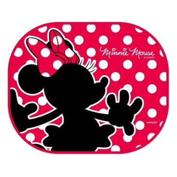 ●ぱっシェード●ナポレックス/【ミニーマウス】WD-338/カー用品/カーオプション/ディズニー/ミ二ーマウス/NAPOLEX 【Disneyzone】