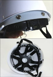 EM5型防災ヘルメット防炎カバーしころ付き3