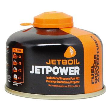 JETBOIL(ジェットボイル) ジェットパワー100 ガスカートリッジ #1824303【アウトドア】【キャンプ】【登山】【防災用品】【防災グッズ】(ネコポス不可)(沖縄・離島発送不可)