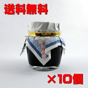 柳川名産 高級有明のり佃煮160g入×10個【smtb-t】【RCP】