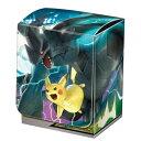 新品/予約 ポケモンカードゲーム サン&ムーン デッキケース ピカチュウ&ゼクロム TAG TEAM GX Pokemon Card Game