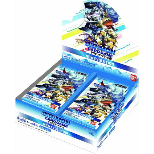 ファミリートイ・ゲーム, カードゲーム  NEW EVOLUTIONBT-01 (BOX)