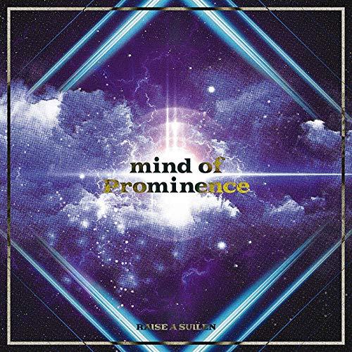 CD, アニメ  RAISE A SUILEN 5th Single mind of Prominence CD