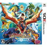 新品/送料無料 モンスターハンター ストーリーズ 3DS モンハン