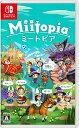 【パッケージ仕様在庫あり】新品/送料無料 Miitopia(ミートピア) Nintendo Switch