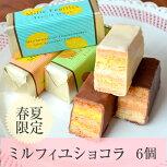 春夏タイプになりましたフルーティショコラミルフィーユサマー500こちらの商品はクール便代(250円)がかかります