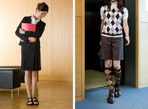 【AKAISHI公式通販│送料無料】アーチフィッター406O脚BB★履くだけO脚補正でまっすぐ脚へ!重心移動をコントロールしてすっきりキレイな立ち姿に!