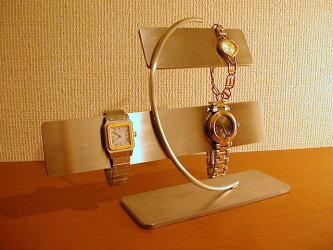 ステンレスバー腕時計&ブレスレッドスタンド