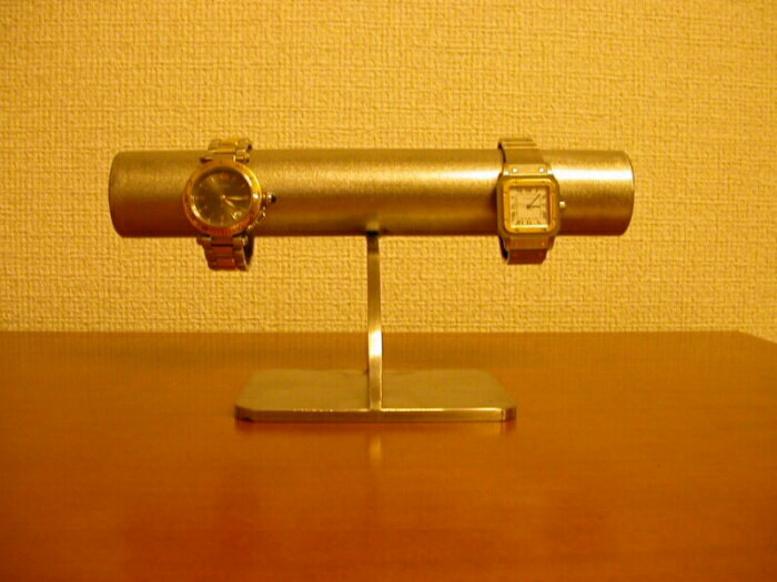 腕時計スタンド 変な支柱の腕時計スタンド