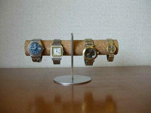 腕時計スタンド スタンダード4本掛け腕時計ディスプレイスタンド