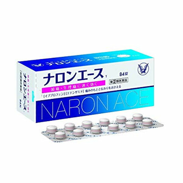 【第(2)類医薬品】ナロンエースT(84錠)【ナロン】