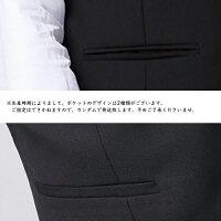 メンズ前開きフォーマルベストVネックベストジレスーツ男性ビジネス定番格好いいシンプル無地フォーマル結婚式宴会ドレス