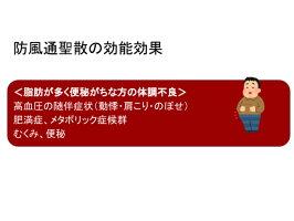 防風通聖散プレゼン2