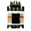 富士電機 [SC-N1/G COIL-DC24V 2A2B] 直流操作形電磁接触器(ケースカバーなし) SCN1GCOILDC24V2A2B