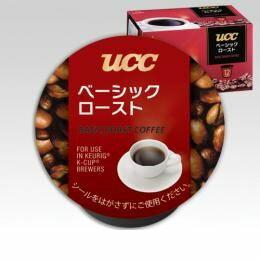 キューリグ(KEURIG) [SC8022] K-Cupパック UCC ベーシックロースト 8g×12個入