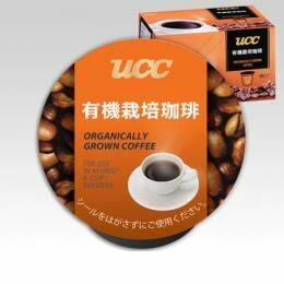 キューリグ(KEURIG) [SC8026] K-Cupパック UCC 有機栽培珈琲 8g×12個入