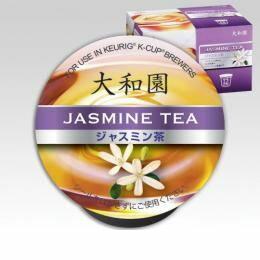 キューリグ(KEURIG) [SC8042] K-Cupパック 大和園 ジャスミン茶