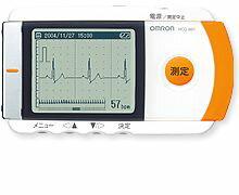 オムロンヘルスケア HCG-801 オムロン携帯型心電計 HCG-801 HCG801 【送料無料】【ポイント5倍】