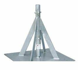 ★ DXアンテナ [MHB-50Y]「直送」自立形アンテナマストベース MHB50Y
