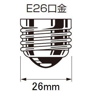 東芝LED電球ビーム電球形150W形相当昼白色口金E26LDR12N-W