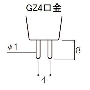 パナソニックハロゲン電球12V20W形中角口金GZ435mm径ダイクロビーム[10個セット]JR12V20WKM/3-10SET