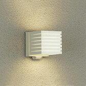 大光電機 LEDポーチライト 人感センサ付 白熱球60W相当 電球色 DWP-39660Y