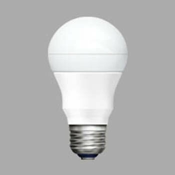 東芝 LED電球 一般電球形 60W形相当 電球色 口金E26 下方向タイプ [10個セット] LDA7L-H/60W-10SET