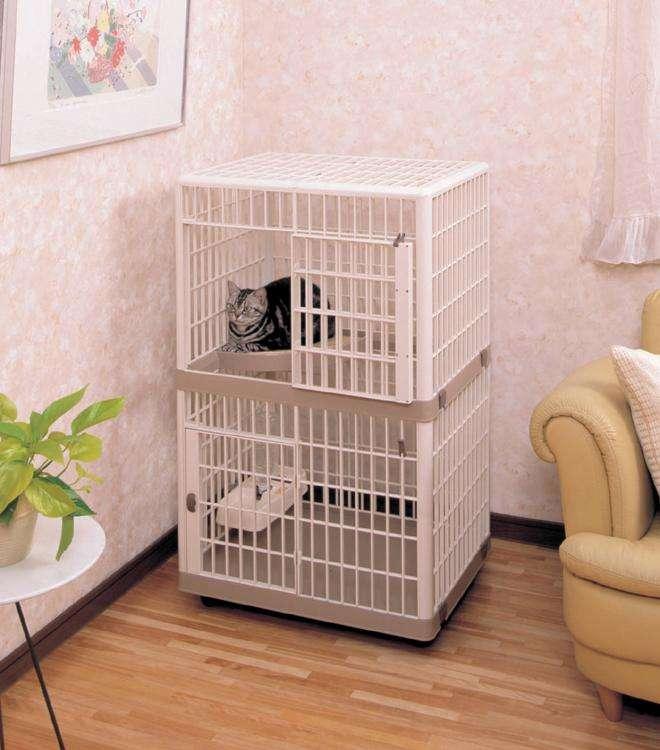 プラケージ662 囲い ペット用品 家具 室内 動物 【アイリスオーヤマ】