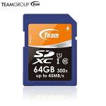 送料無料ネコポス限定SDHCカード64GBSDメモリーカードSDHCUHS-IシリーズTG064G0SD3FT