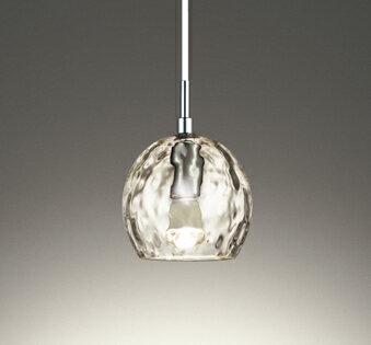 OP252546LD ペンダントライト (プラグ)・レール専用(白熱灯40W相当) LED(電球色) オーデリック 照明器具