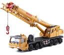 クレーン車モデル ショベルカー 高品質車模型 クレーン車 建設重機 建設車 合金製 オレンジ モデルカー 工事車 子供 おもちゃ プレゼント 教育 写真に 建築模型 子供おもちゃ車   10P04Mar17