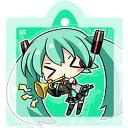 【新品】初音ミク トランペットの携帯クリーナー / 大江戸宅急便 発売日:2014-04-26