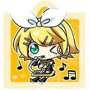 【新品】鏡音リン ピアニカの携帯クリーナー / 大江戸宅急便 発売日:2014-04-26