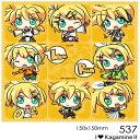 【新品】鏡音リンレンのレンズクリーナー02 / 大江戸宅急便 発売日:2015-08-16