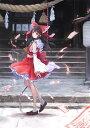 東方Project B2タペストリーA(岸田メル) / 博麗神社社務所 発売日:2020年07月17日