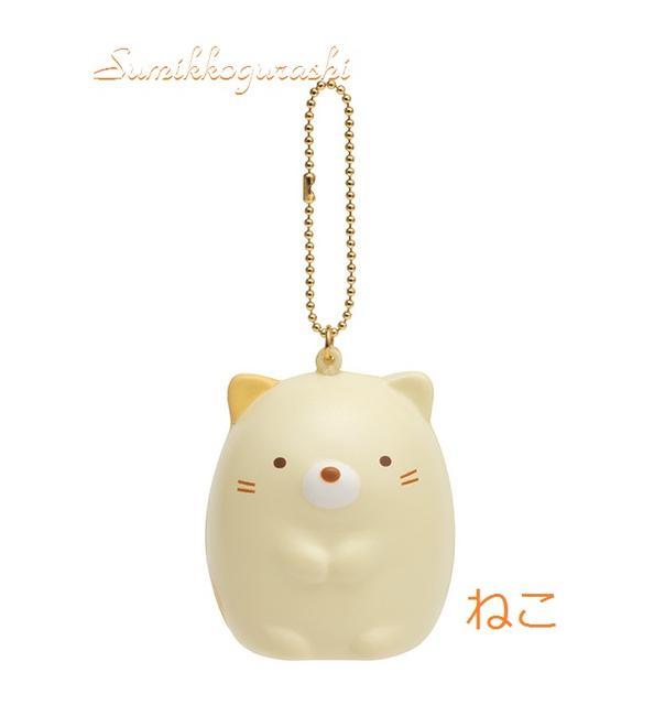 ぬいぐるみ・人形, ぬいぐるみ Sumikko AY-34501 Sumikkogurashi3cmOK