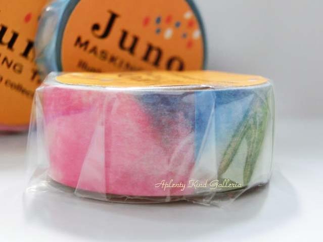 ギフトラッピング用品, デザインマスキングテープ JUNO Vol.3Juno Vol.3Gradation JN-MT-045 15mm153cmOK
